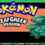 Pokemon Leaf Green Cheats for GBA [Gameshark Codes]